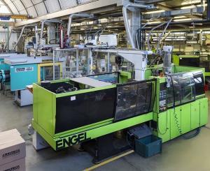 reparto stampaggio presse